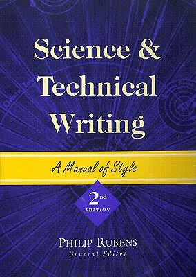 Science and Technical Writing By Rubens, Philip (EDT)